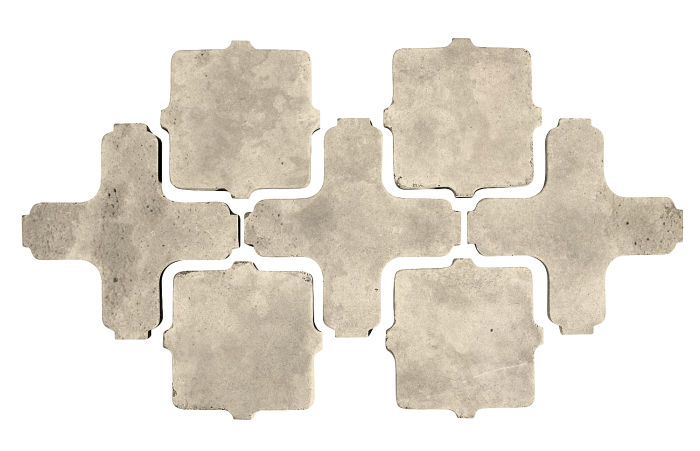 Artillo Arabesque 11A Early Gray Limestone