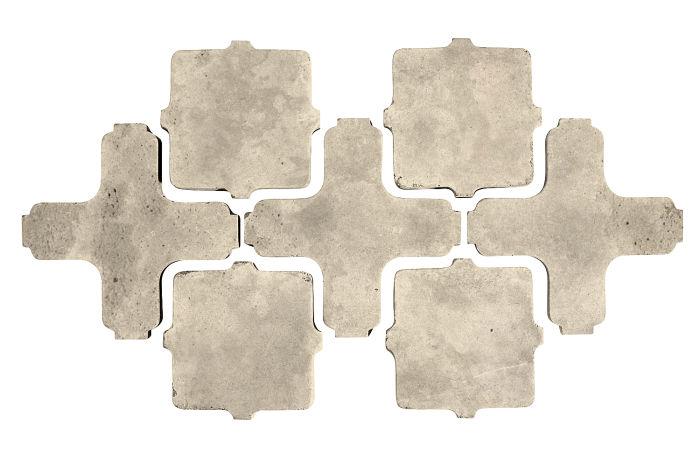 Artillo Arabesque 11A Early Gray Limestone