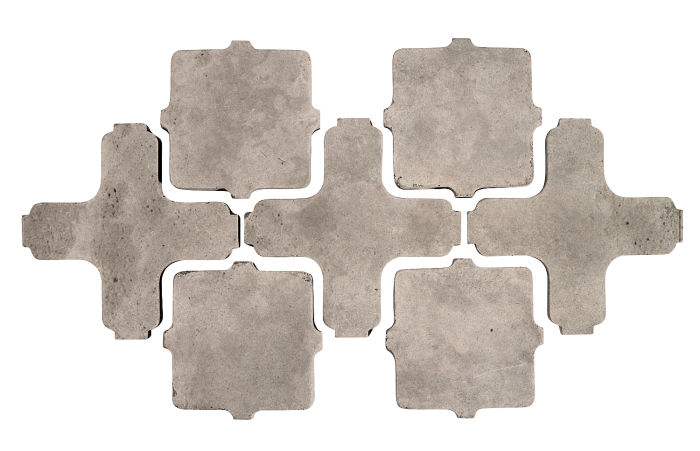 Artillo Arabesque 11A Natural Gray Limestone