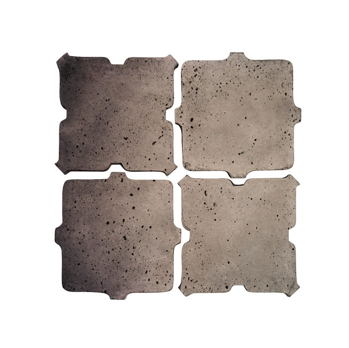 Artillo Arabesque 11B Antik Gray Travertine