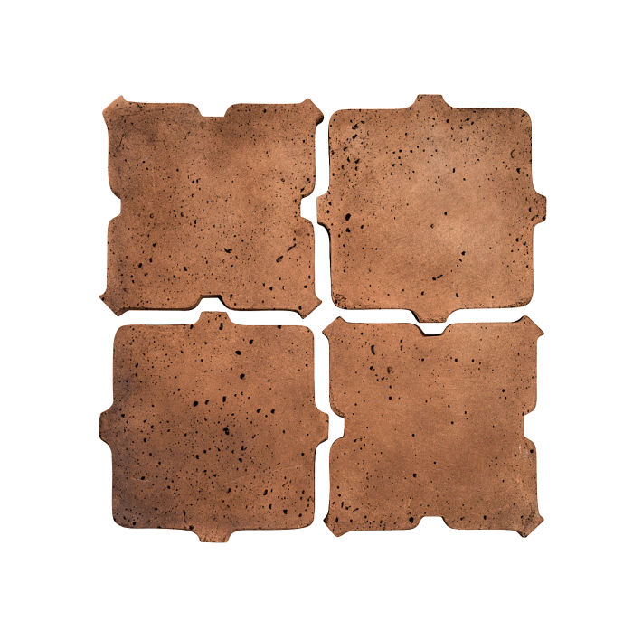 Artillo Arabesque 11B Cotto Dark Travertine