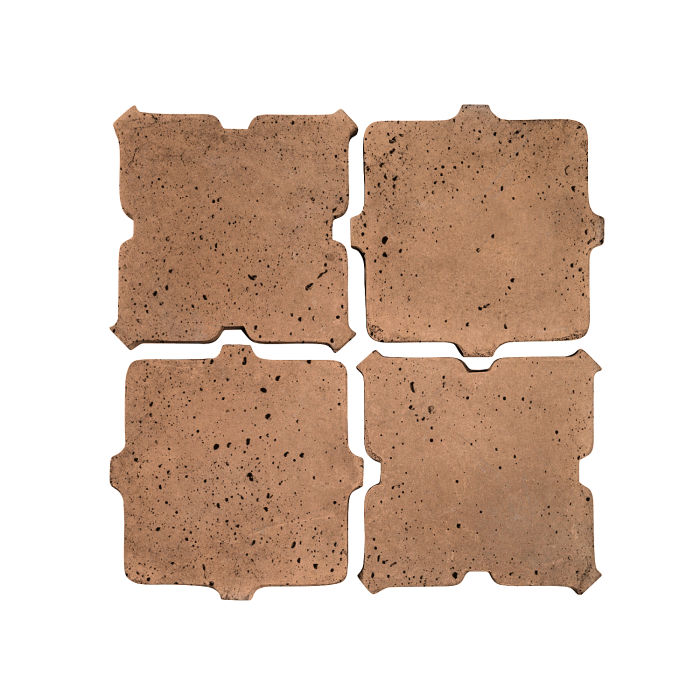 Artillo Arabesque 11B Flagstone Travertine