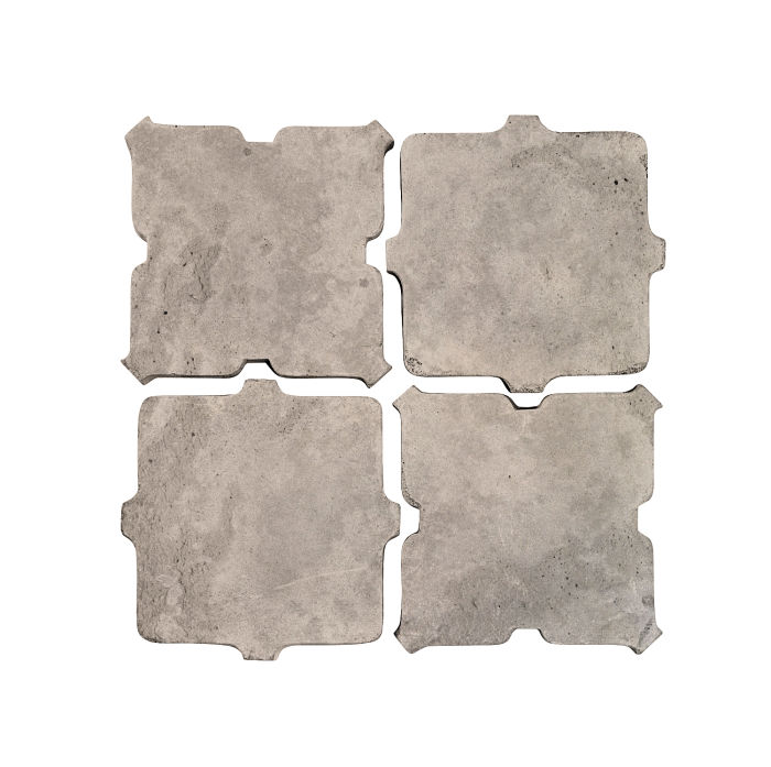 Artillo Arabesque 11B Natural Gray Limestone