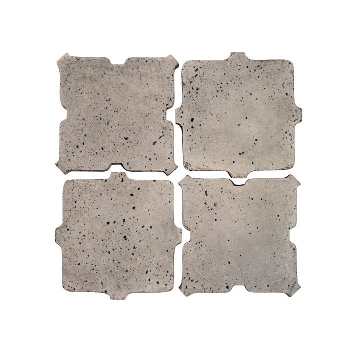 Artillo Arabesque 11B Natural Gray Travertine