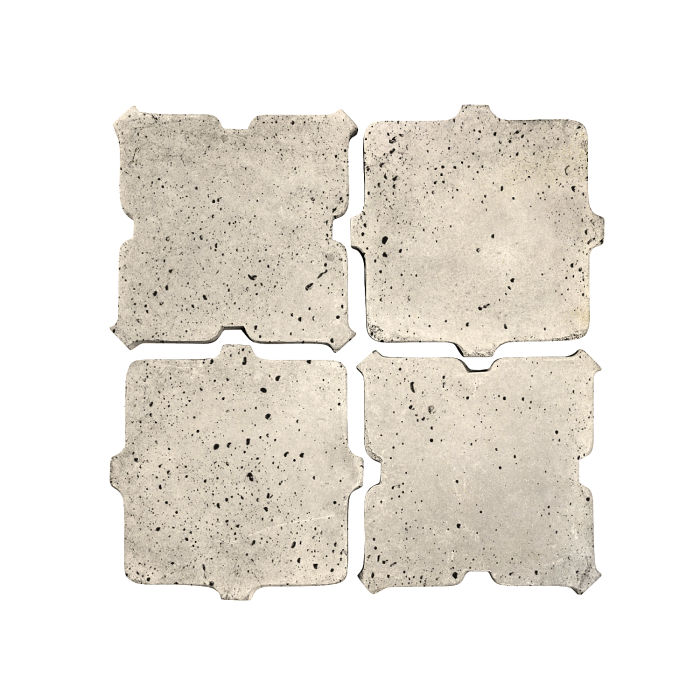 Arab 11B Artillo Rice Travertine
