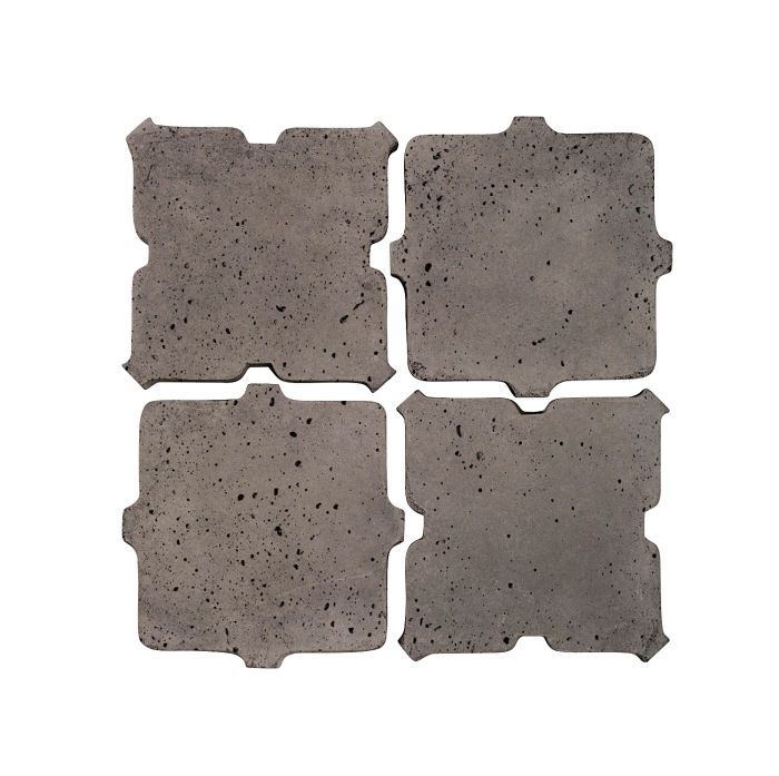 Artillo Arabesque 11B Smoke Travertine