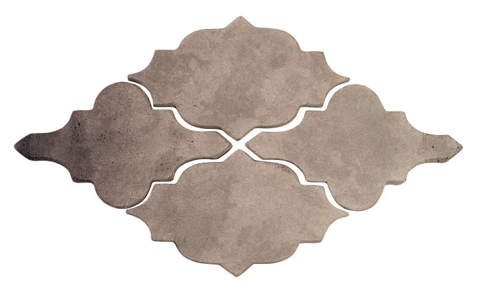 Artillo Arabesque 12 Antik Gray Limestone