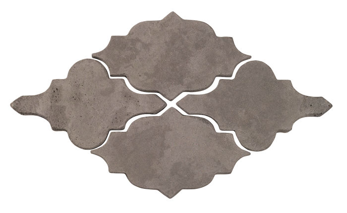 Artillo Arabesque 12 Smoke Limestone