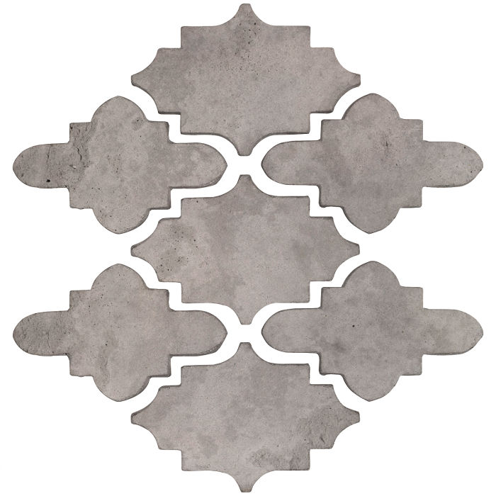Arab 15 Small Artillo Sidewalk Gray Limestone