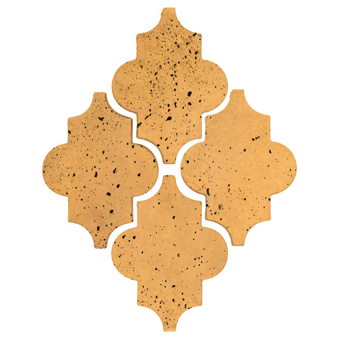 Arab 16 Artillo Buff Travertine