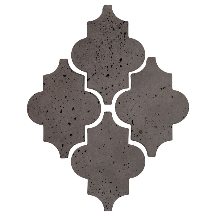 Arab 16 Artillo Charcoal Travertine