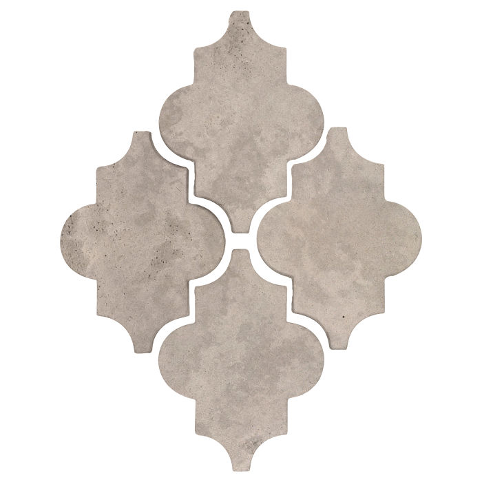 Arab 16 Artillo Natural Gray Limestone