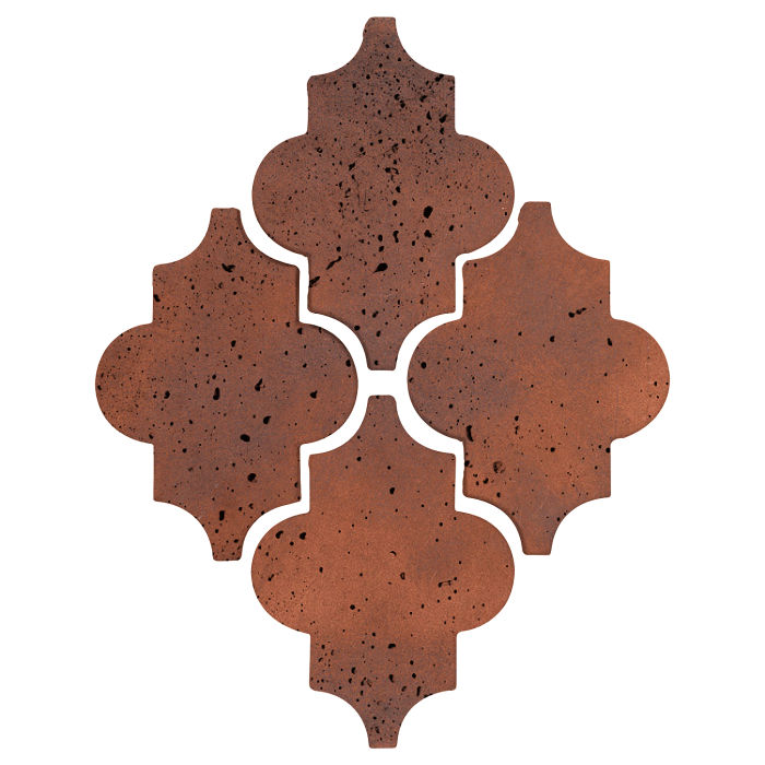 Arab 16 Artillo Red Flash Travertine