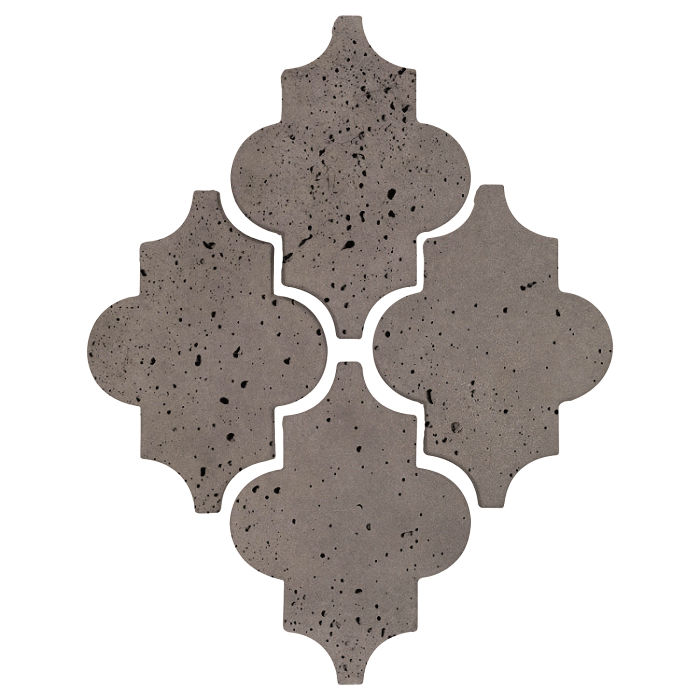 Arab 16 Artillo Smoke Travertine