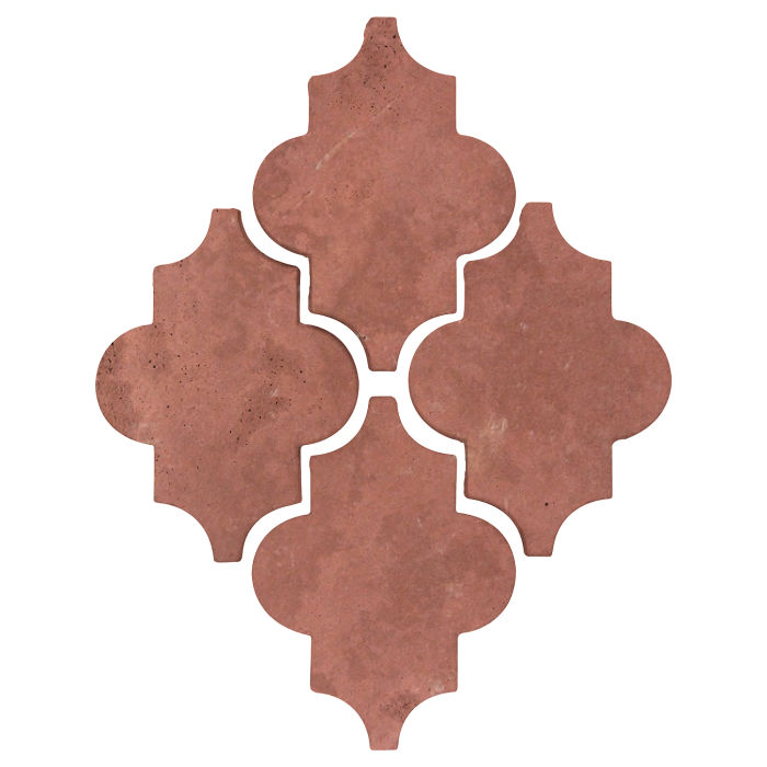 Arab 16 Artillo Spanish Inn Red Limestone