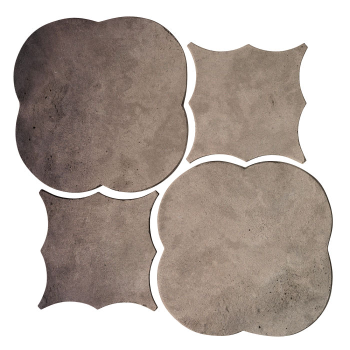 Artillo Arabesque 1 Antik Gray Limestone