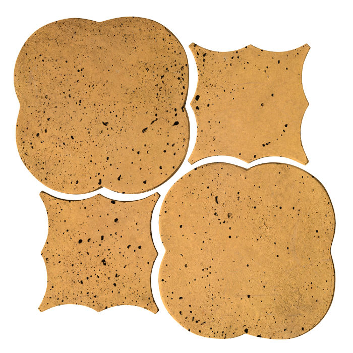 Artillo Arabesque 1 Buff Travertine