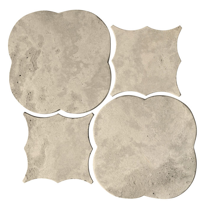 Artillo Arabesque 1 Early Gray Limestone