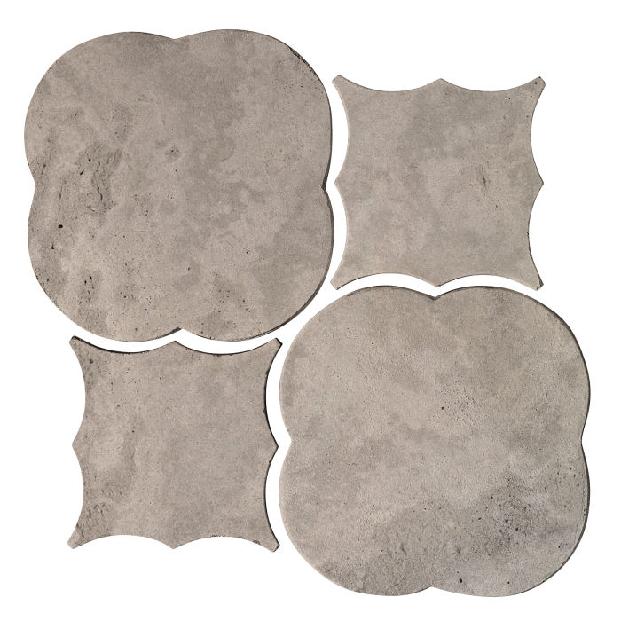 Artillo Arabesque 1 Natural Gray Limestone