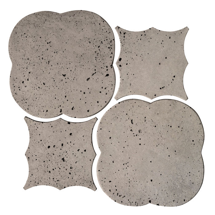 Artillo Arabesque 1 Natural Gray Travertine