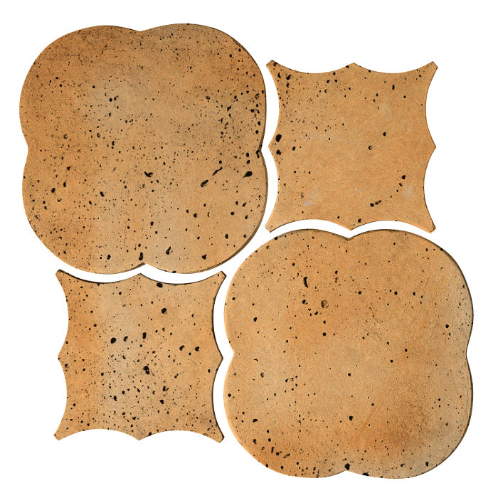 Artillo Arabesque 1 Sonora Sunset Travertine