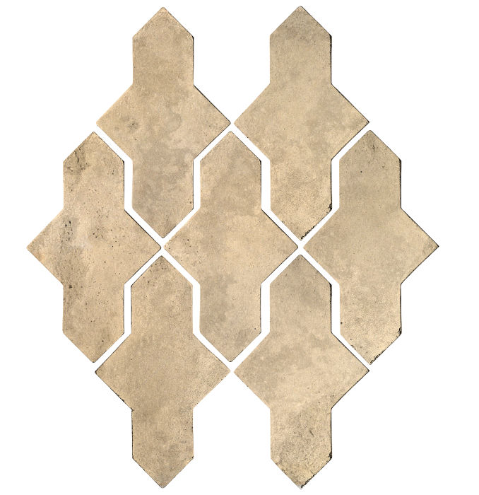 Artillo Arabesque 2A Bone Limestone