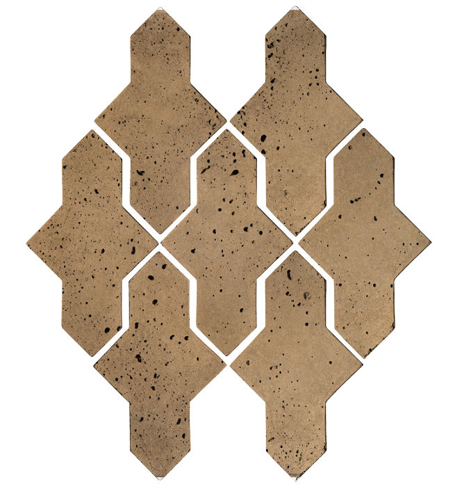 Arab 2A Artillo Caqui Travertine