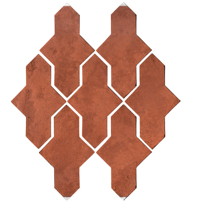 Artillo Arabesque 2A Mission Red Limestone