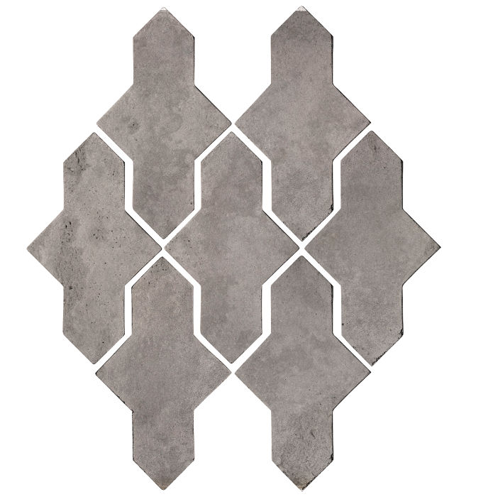 Artillo Arabesque 2A Sidewalk Gray Limestone