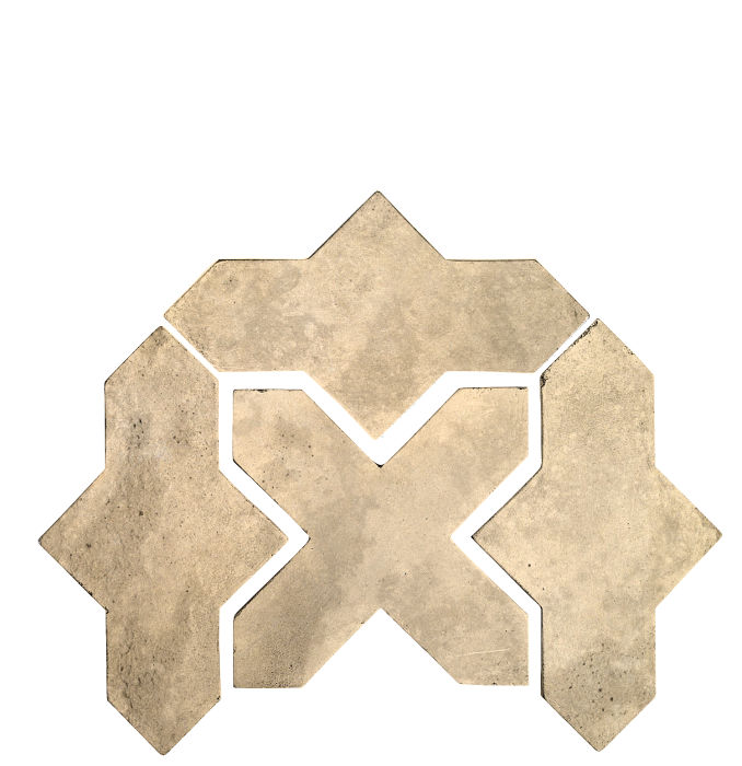 Artillo Arabesque 2B Bone Limestone