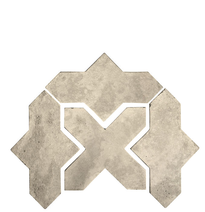 Artillo Arabesque 2B Early Gray Limestone