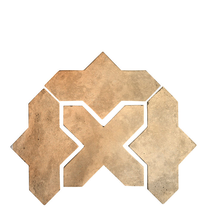 Artillo Arabesque 2B Hacienda Flash Limestone