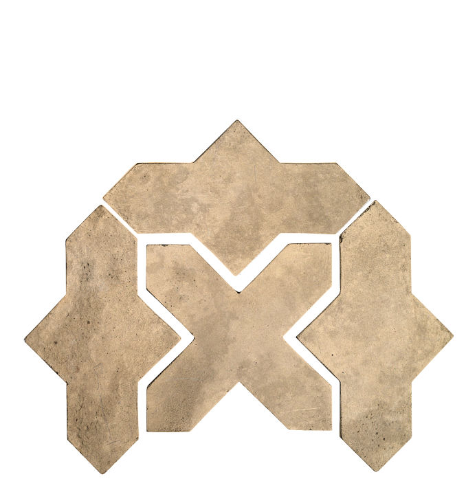Artillo Arabesque 2B Hacienda Limestone
