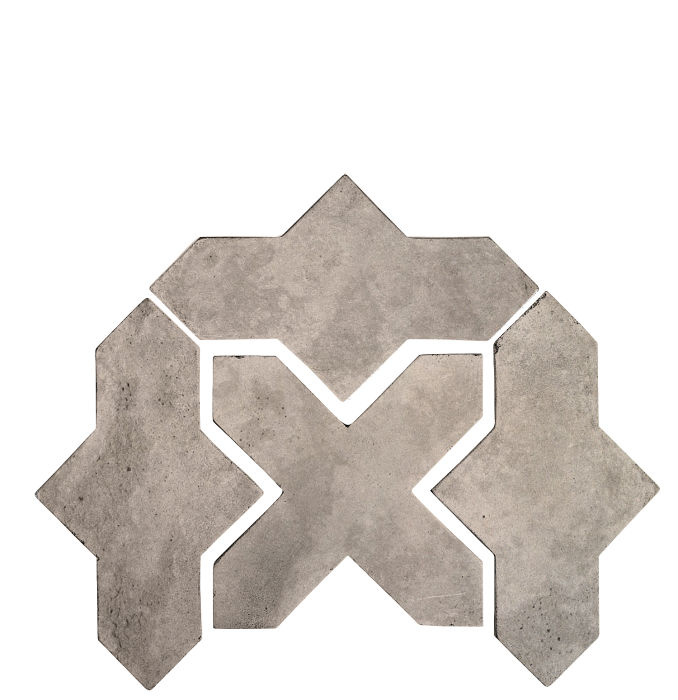 Artillo Arabesque 2B Natural Gray Limestone
