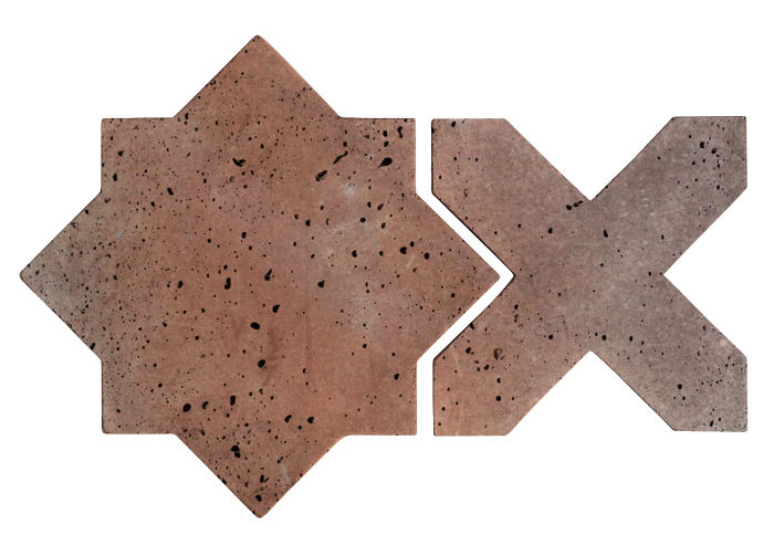 Artillo Arabesque 2C Beachwood Flash Travertine