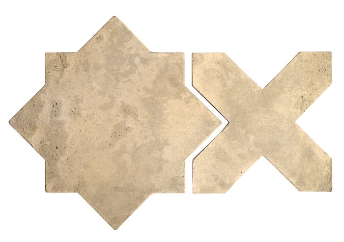 Artillo Arabesque 2C Bone Limestone