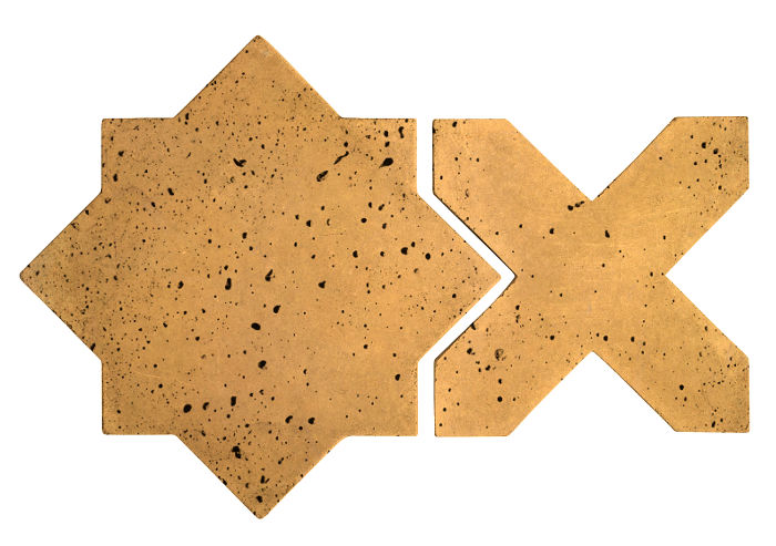 Artillo Arabesque 2C Buff Travertine