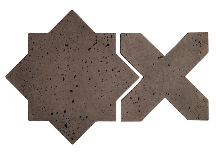 Artillo Arabesque 2C Charley Brown Travertine