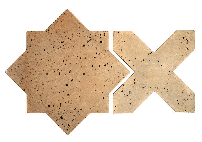 Artillo Arabesque 2C Hacienda Flash Travertine