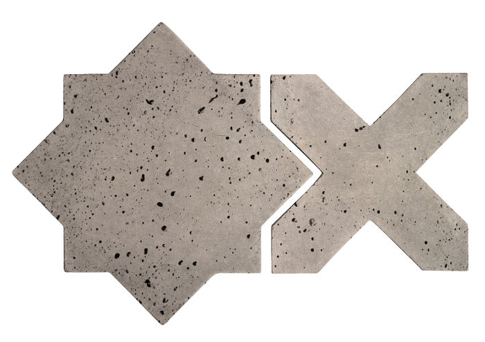 Artillo Arabesque 2C Natural Gray Travertine