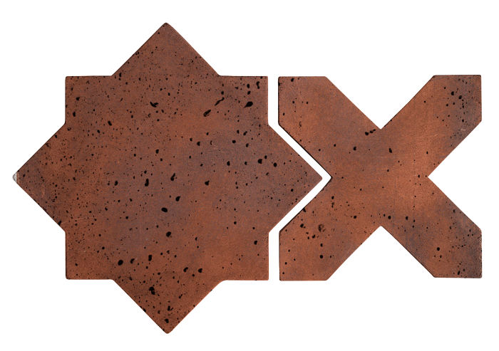 Artillo Arabesque 2C Red Flash Travertine