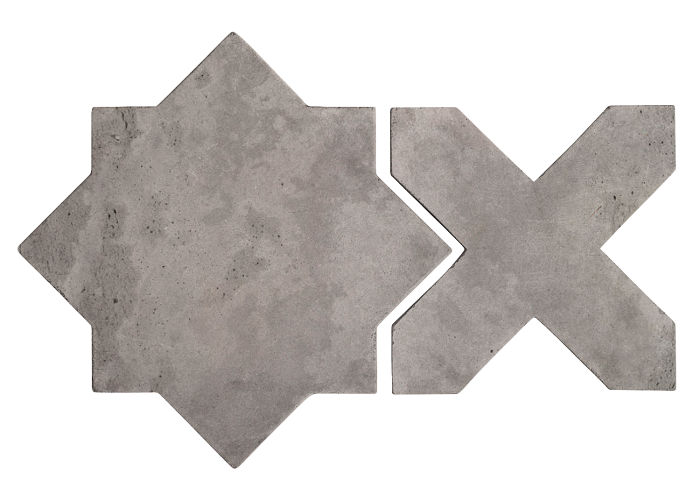 Artillo Arabesque 2C Sidewalk Gray Limestone