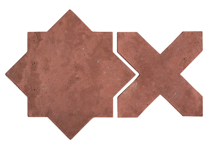 Artillo Arabesque 2C Spanish Inn Red Limestone