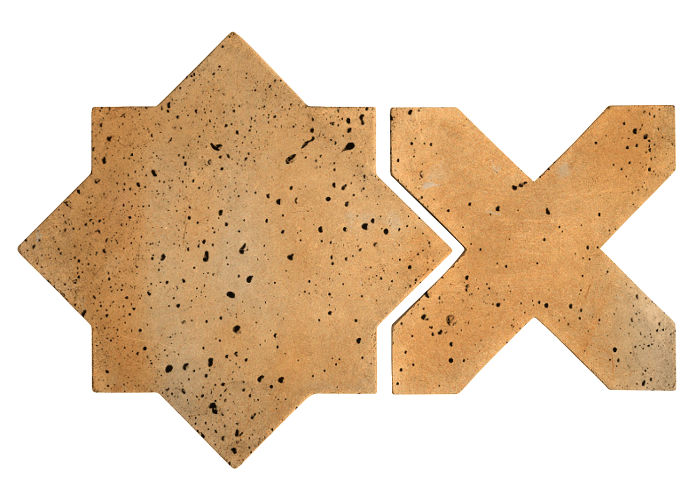 Artillo Arabesque 2C Sonora Sunset Travertine