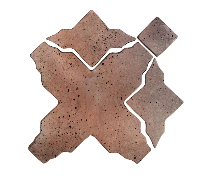 Artillo Arabesque 3 Beachwood Flash Travertine