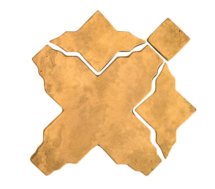 Artillo Arabesque 3 Buff Limestone
