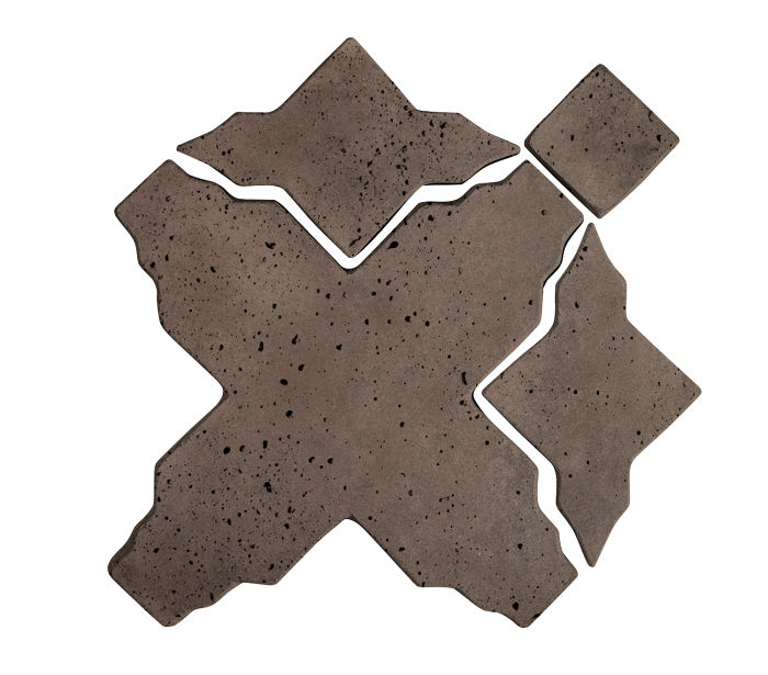 Artillo Arabesque 3 Charley Brown Travertine