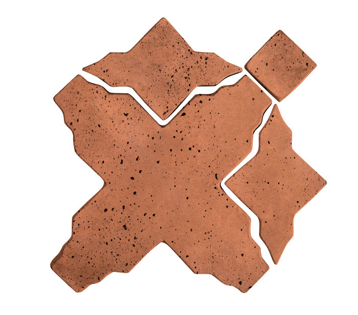 Artillo Arabesque 3 Desert Travertine