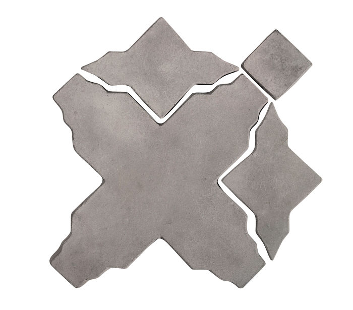 Artillo Arabesque 3 Sidewalk Gray