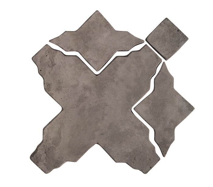 Artillo Arabesque 3 Smoke Limestone